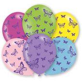 Balónky Motýle