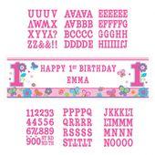 Banner 1.narozeniny sweet B-day girl