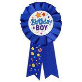 Chlapecká narozeninová mašle Happy Birthday
