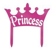 Dekorace na dort Princess