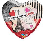 Fóliový balónek All You Need Is Love