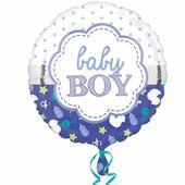 Fóliový balónek Baby Boy