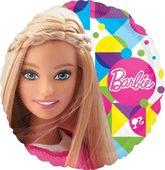 Fóliový balónek Barbie
