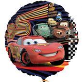 Fóliový balónek Cars group