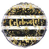 Fóliový balónek Celebrate