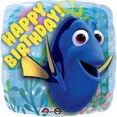 Fóliový balónek Dory Happy Birthday