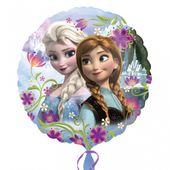 Fóliový balónek Frozen flowers