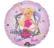 Fóliový balónek HB Barbie