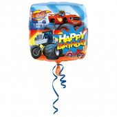 Film balónek HB Blaze