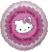 Fóliový balónek HB Charmmy Kitty