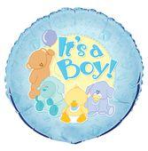Fóliový balónek It's a boy zvířatka