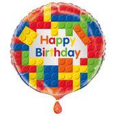 Fóliový balónek Lego