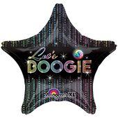 Foliový balónek Let's boogie