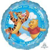 Fóliový balónek Medvídek Pú It´s a Boy