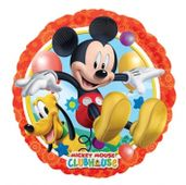 Fóliový balónek Mickey a Pluto