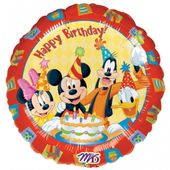 Fóliový balónek Mickey HB Friends