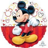 Fóliový balónek Mickey Mouse Portrait