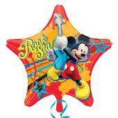 Fóliový balónek Mickey Rock Star