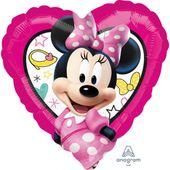 Fóliový balón Minnie Happy Helpers