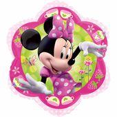 Fóliový balónek Minnie pink