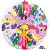 Fóliový balónek My Little Pony