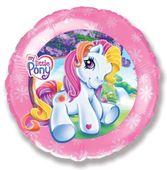 Fóliový balónek My Little Pony Flowers