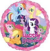 Fóliový balónek My little Pony HB