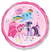 Fóliový balónek My Little Pony Trio