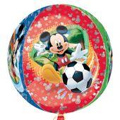 Fóliový balónek orbz Mickey Clubhouse