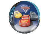 Fóliový balónek orbz Cars 3
