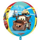 Fóliový balónek orbz Cars