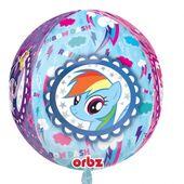 Fóliový balónek orbz My little pony