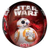 Fóliový balónek orbz Star Wars