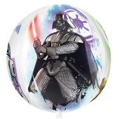 Fóliový balónek orbz Star Wars Darth