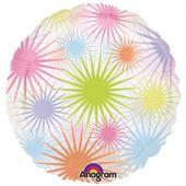 Fóliový balónek MagiColor Pastel