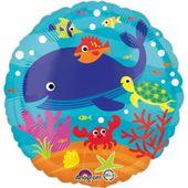 Fóliový balón Pod mořem