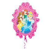 Fóliový balónek supershape Disney Princezny zrcadlo