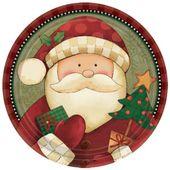 Fóliový balónek Santa gifts