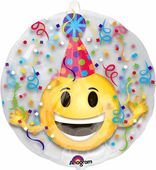 Fóliový balónek Insider Smiley Party