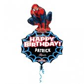 Fóliový balónek supershape Spider-Man