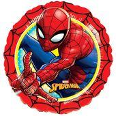 Fóliový balónek Spiderman red