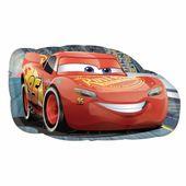 Fóliový balónek supershape Cars 3 - Lightning McQueen