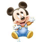 Fóliový balónek supershape Mickey baby