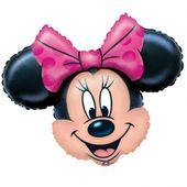 Fóliový balónek supershape Minnie