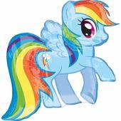 Fóliový balónek supershape My little pony