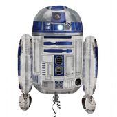 Fóliový multibalónek Star Wars R2D2
