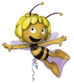 Fóliový balónek supershape Včelka Mája