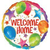 Fóliový balónek Welcome Home Celebration