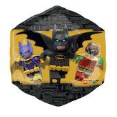 Fóliový balónek supershape Lego Batman