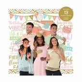 Foto doplňky Confetti Fun